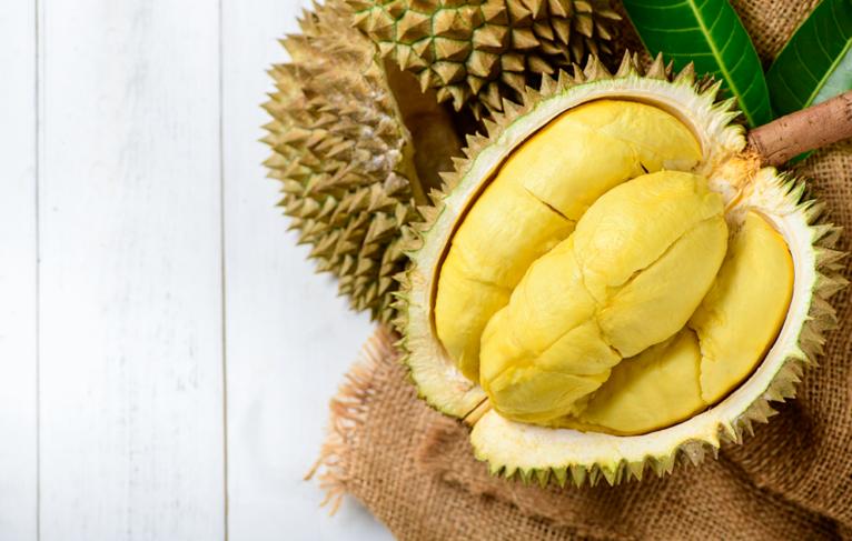 The King of Durian Moh Shan Wang