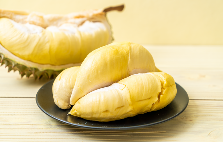 Mao Shan Wang Delicious Durian in Singapore