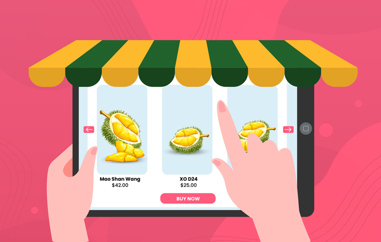 Online Durian Delivery