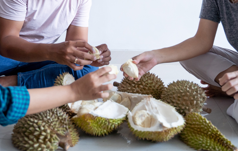 Sink Your Teeth into Durian Culture